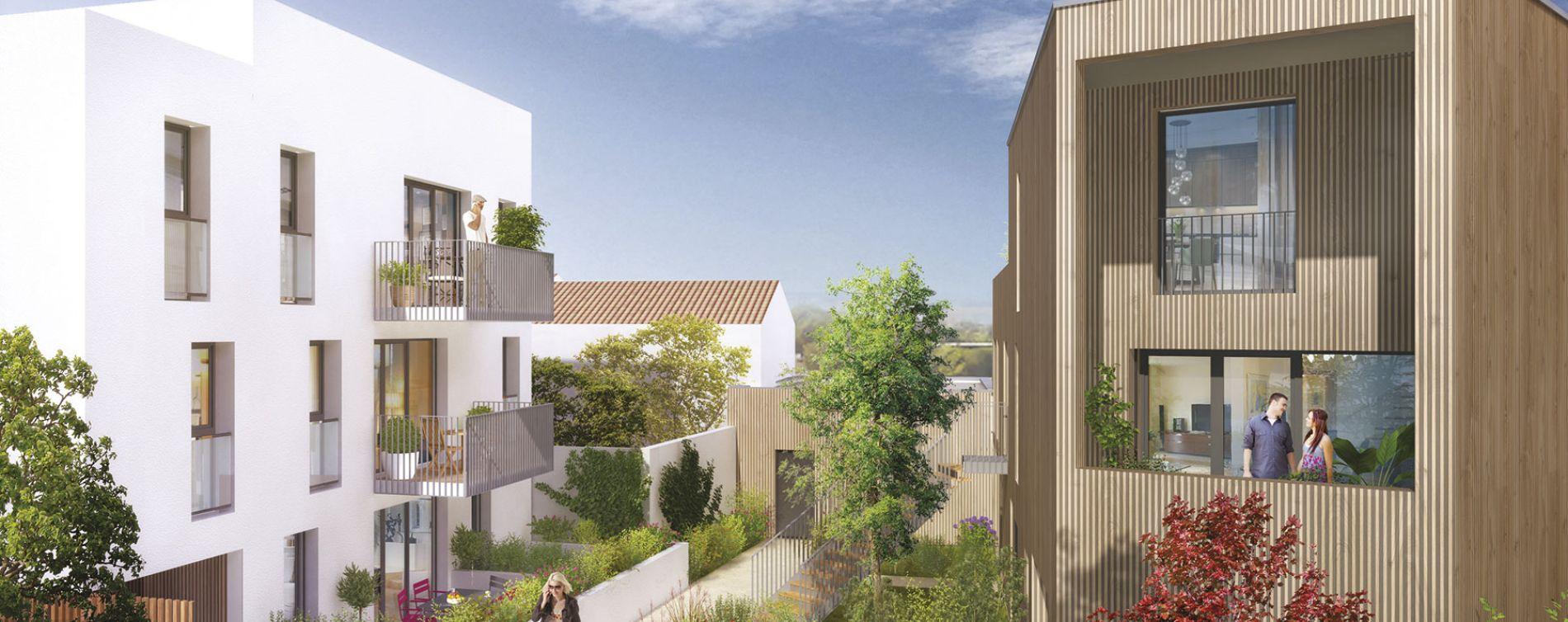 La Rochelle : programme immobilier neuve « Atelier 46 » en Loi Pinel (2)