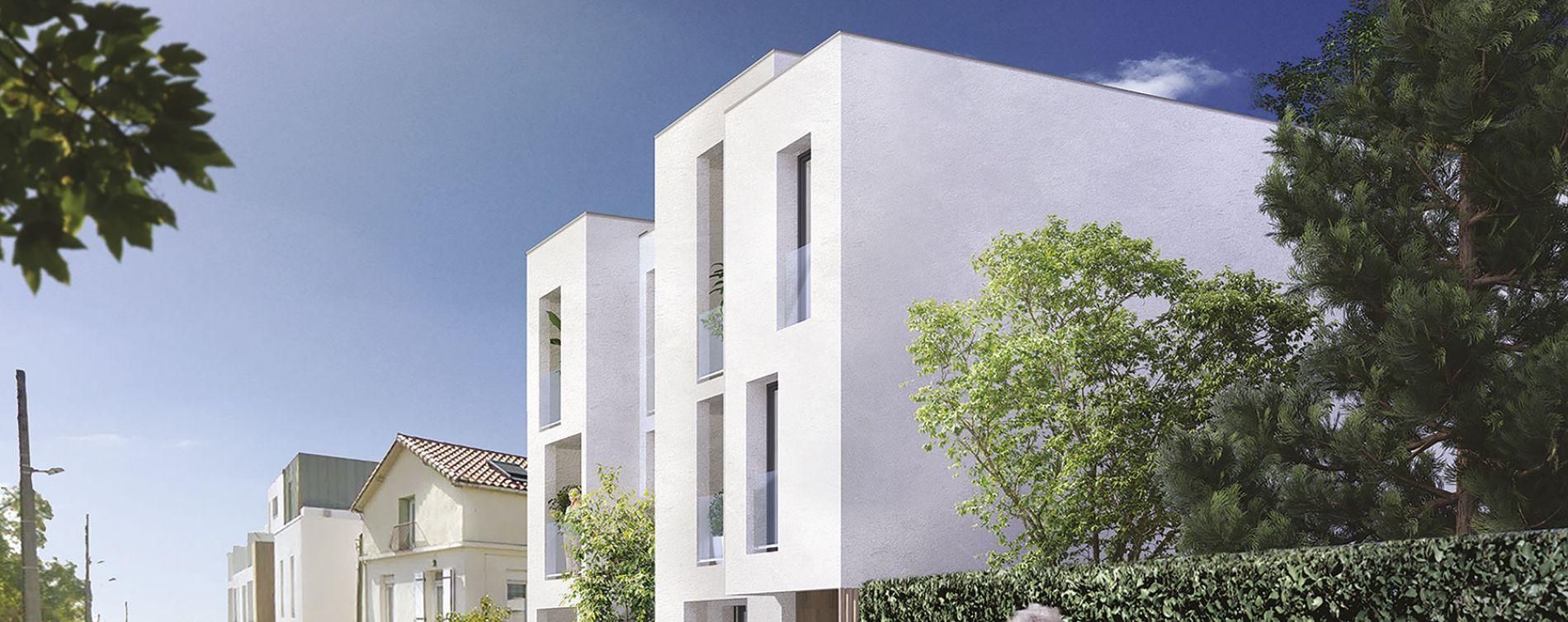 La Rochelle : programme immobilier neuve « Atelier 46 » en Loi Pinel (3)