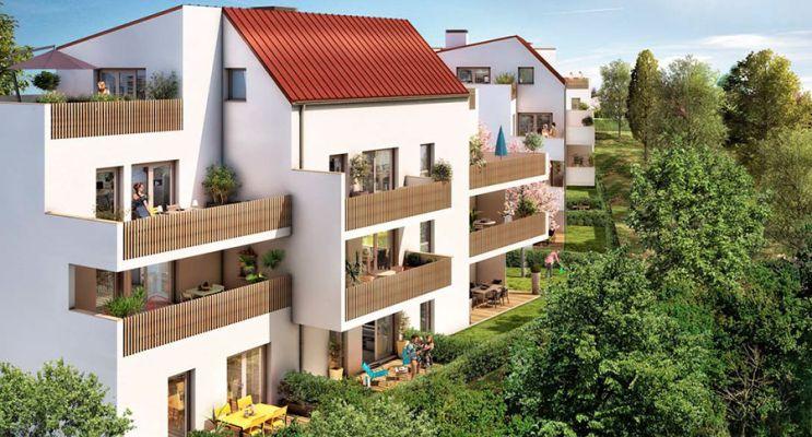 Résidence « Atlantis » programme immobilier neuf en Loi Pinel à La Rochelle n°1