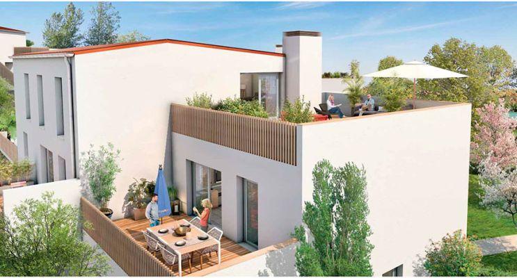 Résidence « Atlantis » programme immobilier neuf en Loi Pinel à La Rochelle n°3