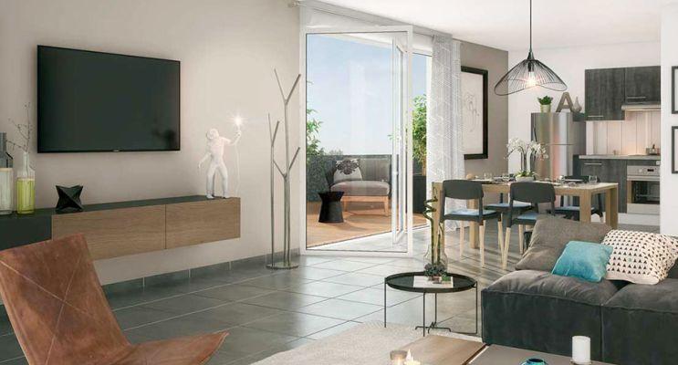 Résidence « Atlantis » programme immobilier neuf en Loi Pinel à La Rochelle n°4