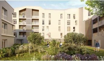 La Rochelle programme immobilier neuve « Baya » en Loi Pinel  (3)