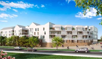 La Rochelle programme immobilier neuve « Calypso Tr1 »