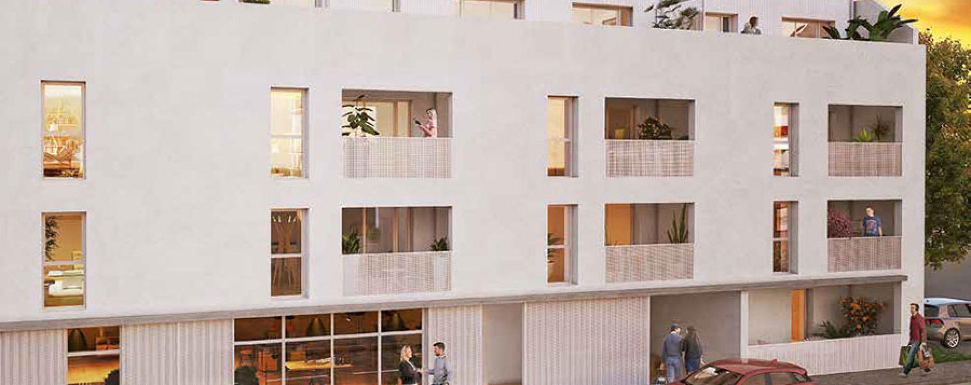 La Rochelle : programme immobilier neuve « Concerto »