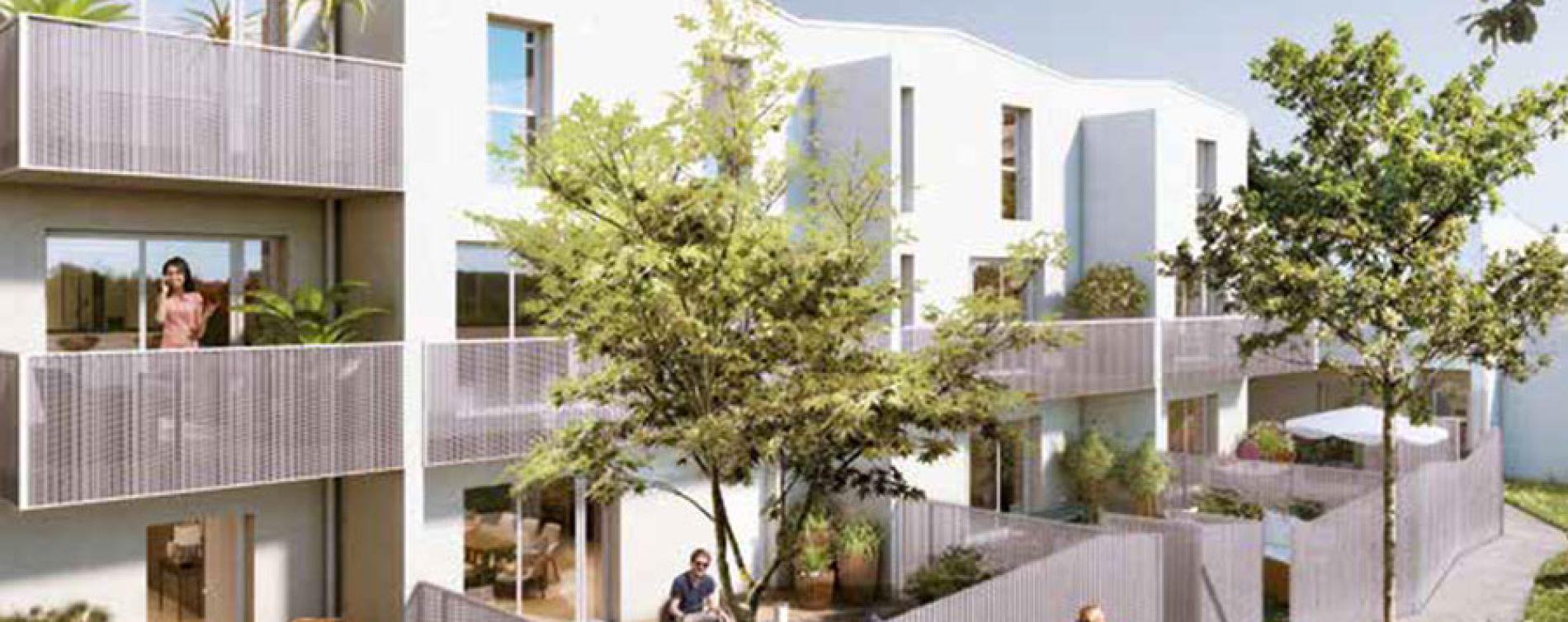 La Rochelle : programme immobilier neuve « Concerto » (2)