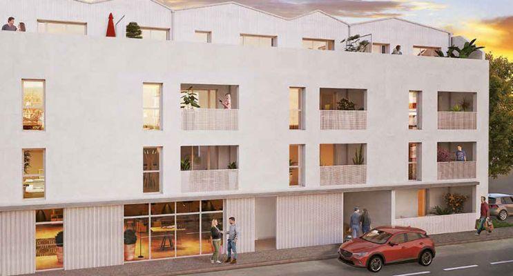 Photo du Résidence « Concerto » programme immobilier neuf en Loi Pinel à La Rochelle