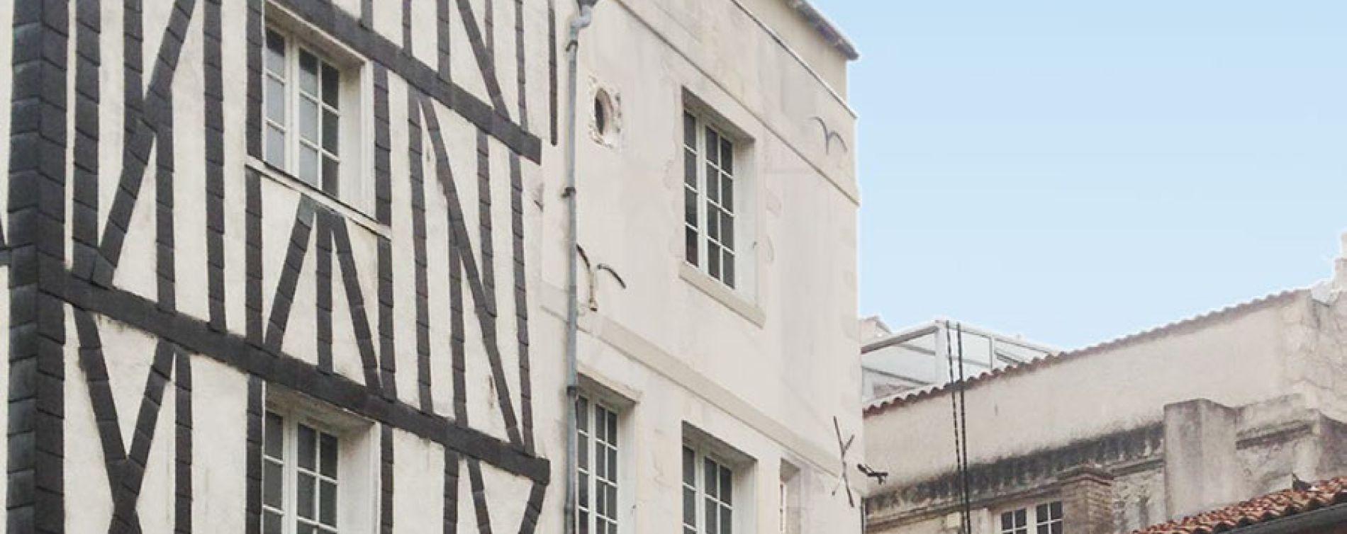 Résidence Cour du Temple à la Rochelle