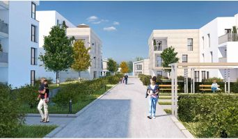Photo n°4 du Résidence « Dialogue » programme immobilier neuf en Loi Pinel à La Rochelle