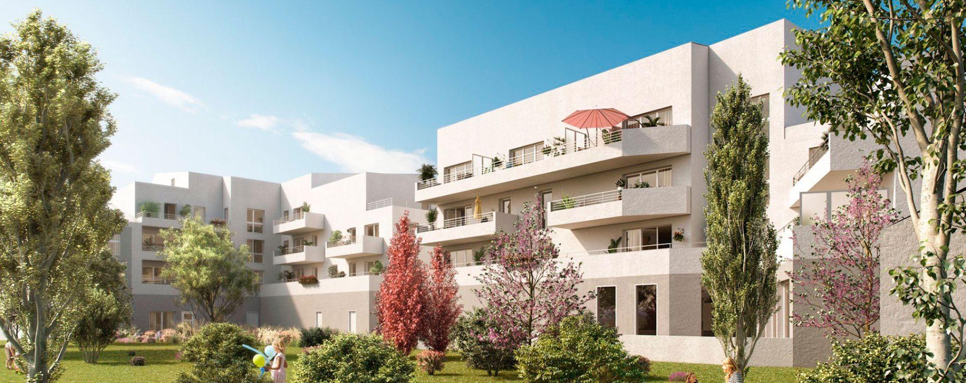 La Rochelle : programme immobilier neuve « Esprit Dock » en Loi Pinel (2)