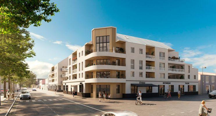 La Rochelle programme immobilier neuf « Esprit Dock » en Loi Pinel