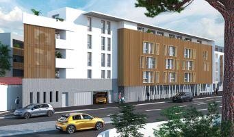 Photo du Résidence « Graph Study » programme immobilier neuf à La Rochelle