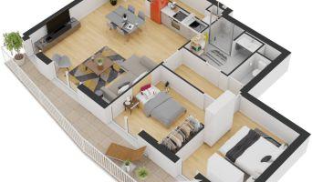 Résidence « Hemera » programme immobilier neuf en Loi Pinel à La Rochelle n°2