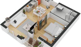 Résidence « Hemera » programme immobilier neuf en Loi Pinel à La Rochelle n°3
