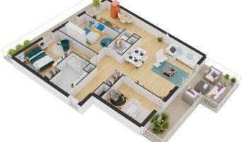 Résidence « Hemera » programme immobilier neuf en Loi Pinel à La Rochelle n°4