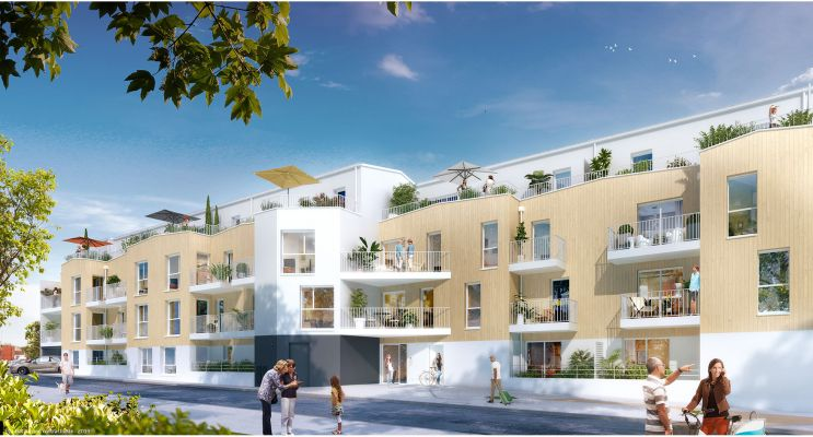 Photo du Résidence « Hemera » programme immobilier neuf en Loi Pinel à La Rochelle