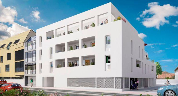 La Rochelle : programme immobilier neuf « Le 135 Sautel » en Loi Pinel