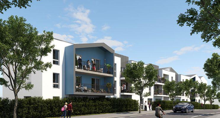 Résidence « Le Forum » programme immobilier neuf en Loi Pinel à La Rochelle n°1