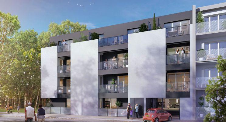 Résidence « Les Chemins De Rompsay » programme immobilier neuf en Loi Pinel à La Rochelle n°1
