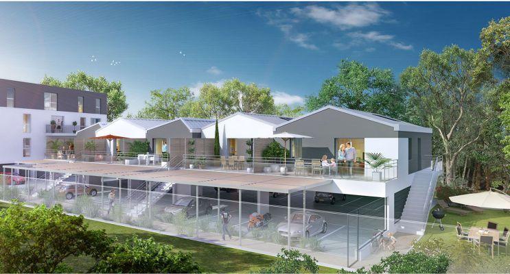 Résidence « Les Chemins De Rompsay » programme immobilier neuf en Loi Pinel à La Rochelle n°2