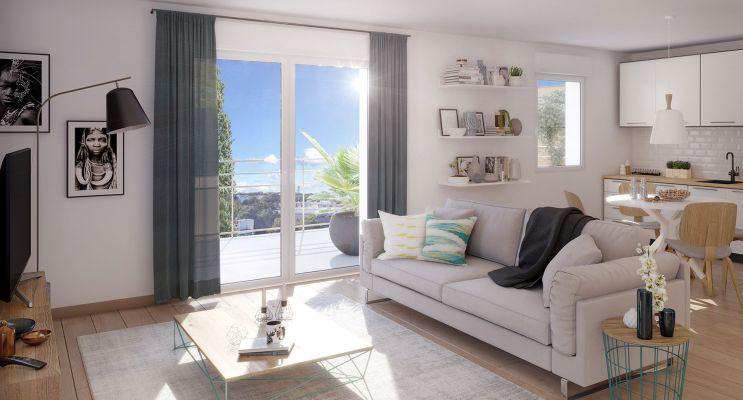 Résidence « Les Chemins De Rompsay » programme immobilier neuf en Loi Pinel à La Rochelle n°3