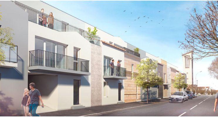 Photo n°3 du Résidence « Les Sénioriales Porte De Ré » programme immobilier neuf en Loi Pinel à La Rochelle