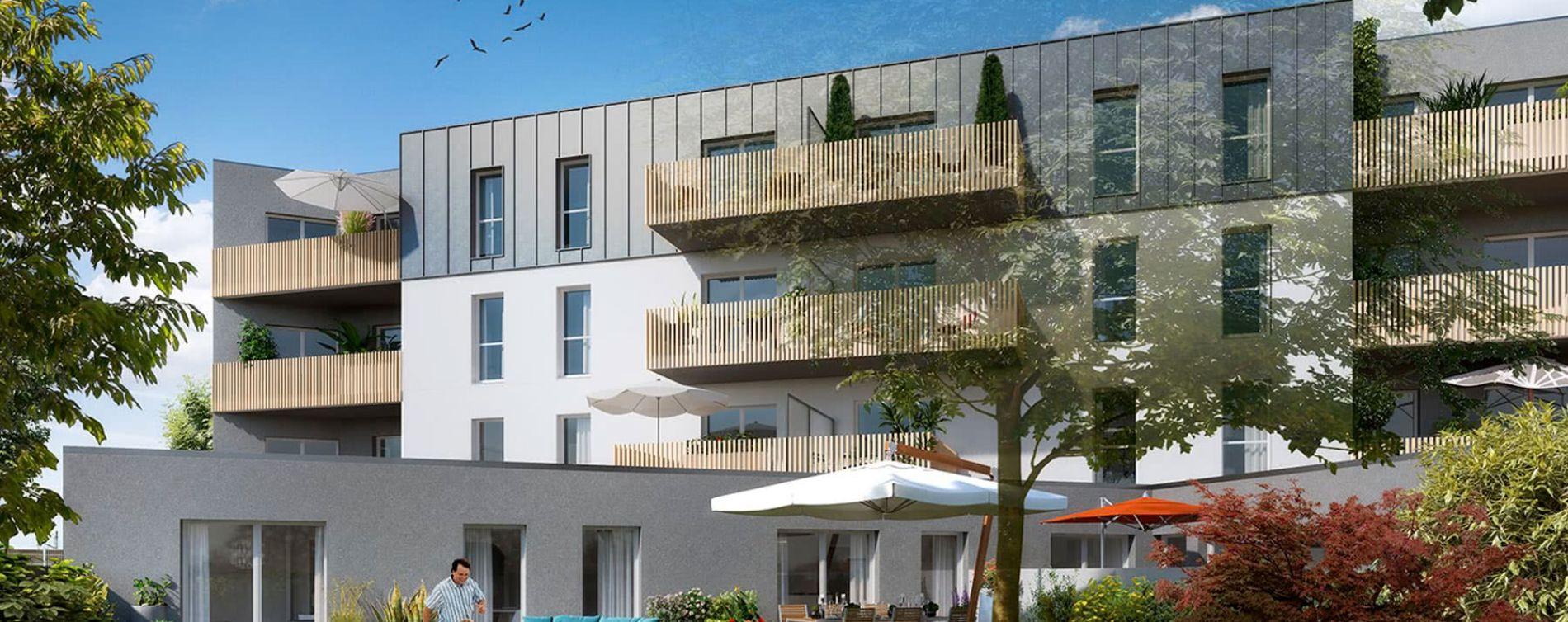 Résidence Nativ' à la Rochelle