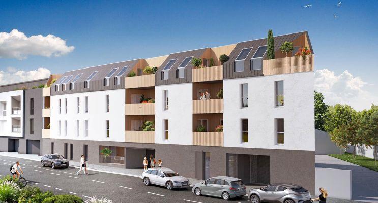 Photo du Résidence « Nativ' » programme immobilier neuf en Loi Pinel à La Rochelle