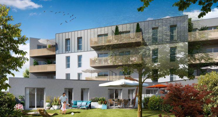 Résidence « Nativ' » programme immobilier neuf en Loi Pinel à La Rochelle n°2