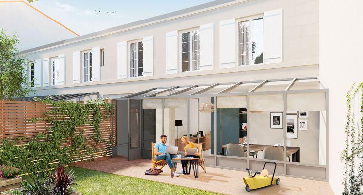 Photo n°2 du Résidence « Rue Massiou » programme immobilier à rénover en Loi Malraux à La Rochelle