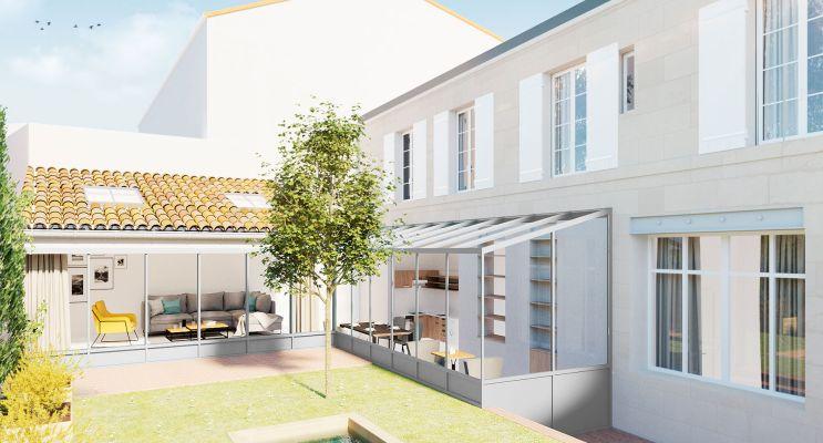 Photo n°3 du Résidence « Rue Massiou » programme immobilier à rénover en Loi Malraux à La Rochelle