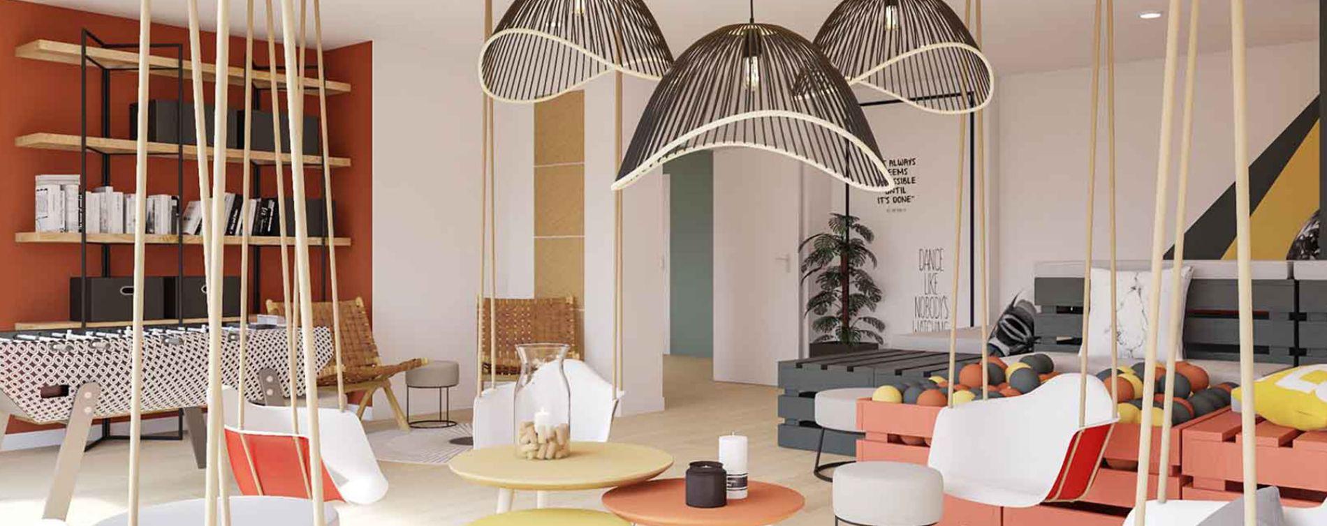 La Rochelle : programme immobilier neuve « Stud'Marine » (3)