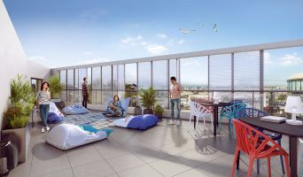 La Rochelle programme immobilier neuve « Stud'Marine »  (2)