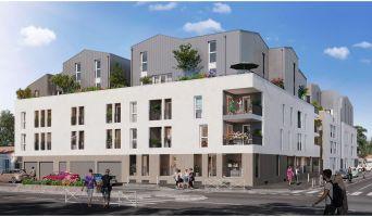 La Rochelle programme immobilier neuf « Tamaris » en Loi Pinel