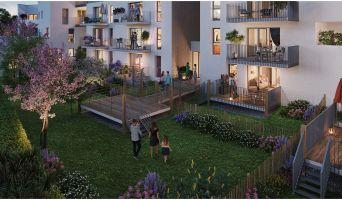 La Rochelle programme immobilier neuve « Tamaris » en Loi Pinel  (2)