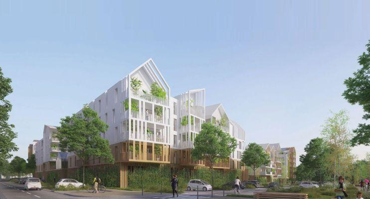 Résidence « Alma Terra » programme immobilier neuf en Loi Pinel à Lagord n°1