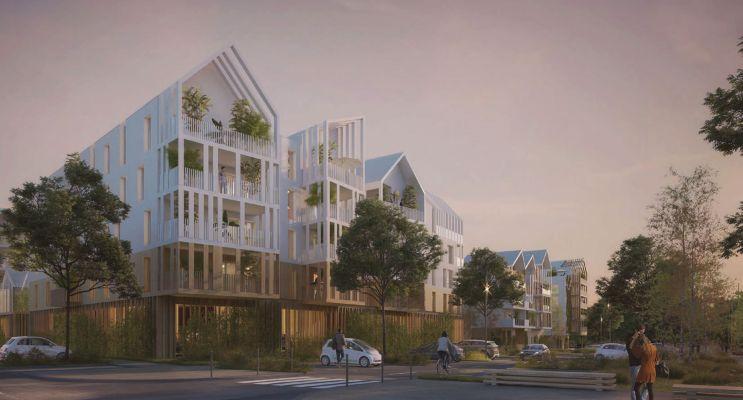 Résidence « Alma Terra » programme immobilier neuf en Loi Pinel à Lagord n°2