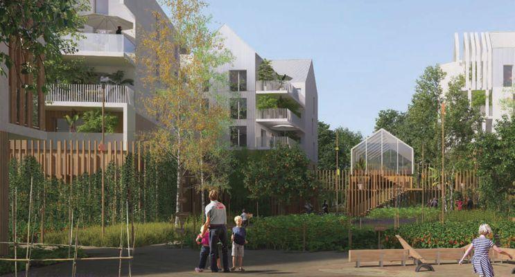 Résidence « Alma Terra » programme immobilier neuf en Loi Pinel à Lagord n°3