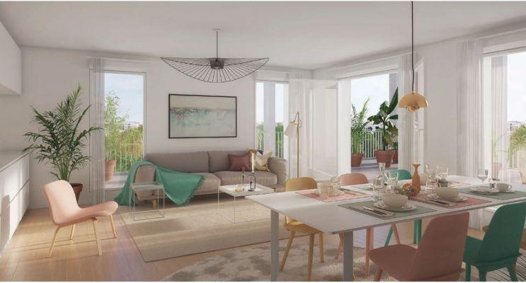 Résidence « Alma Terra » programme immobilier neuf en Loi Pinel à Lagord n°4