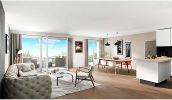 Lagord : programme immobilier neuf « Bel Vie » en Loi Pinel