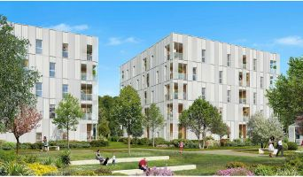 Lagord programme immobilier neuve « Bel Vie » en Loi Pinel  (2)