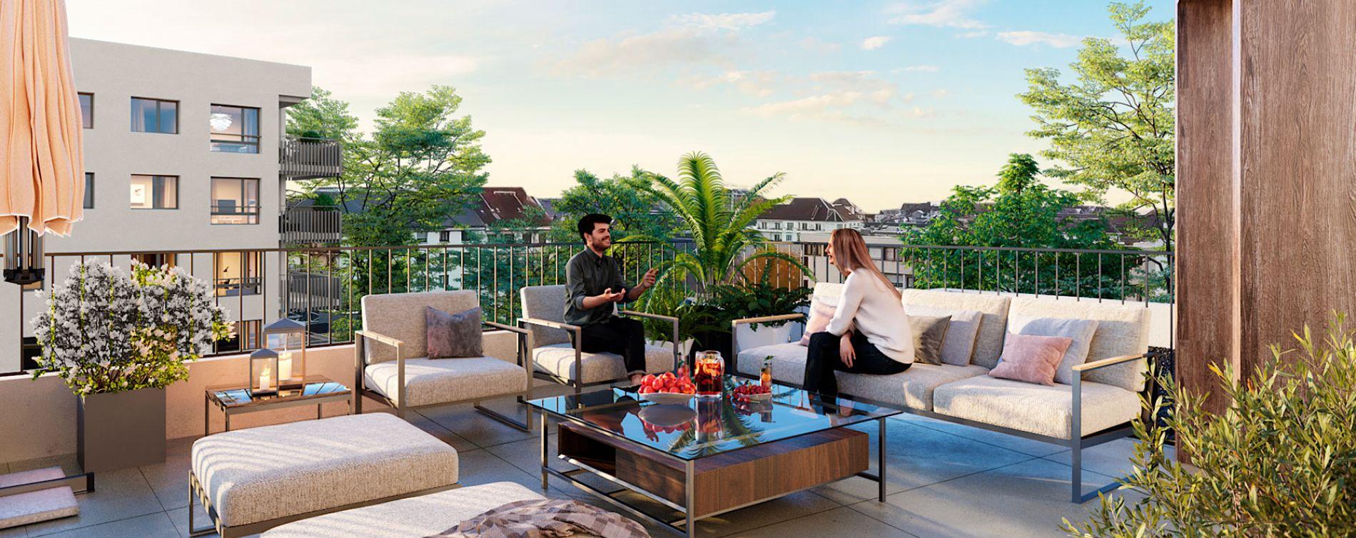 Lagord programme immobilier neuve « Echô 2 »  (2)