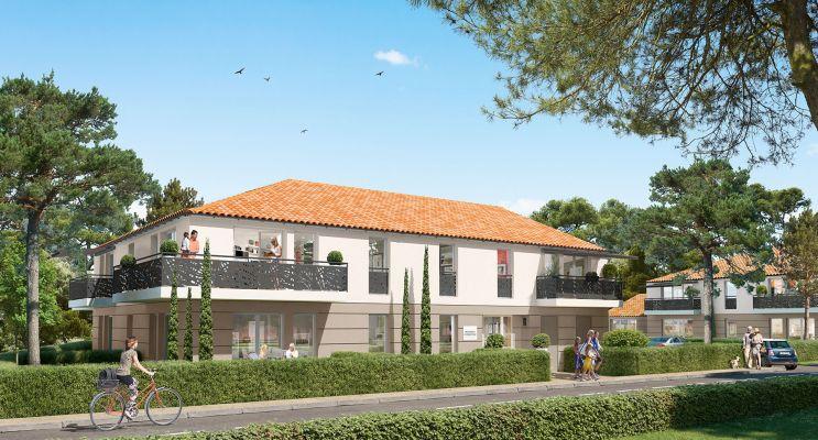 Photo du Résidence « L'Hermitage » programme immobilier neuf en Loi Pinel à Lagord