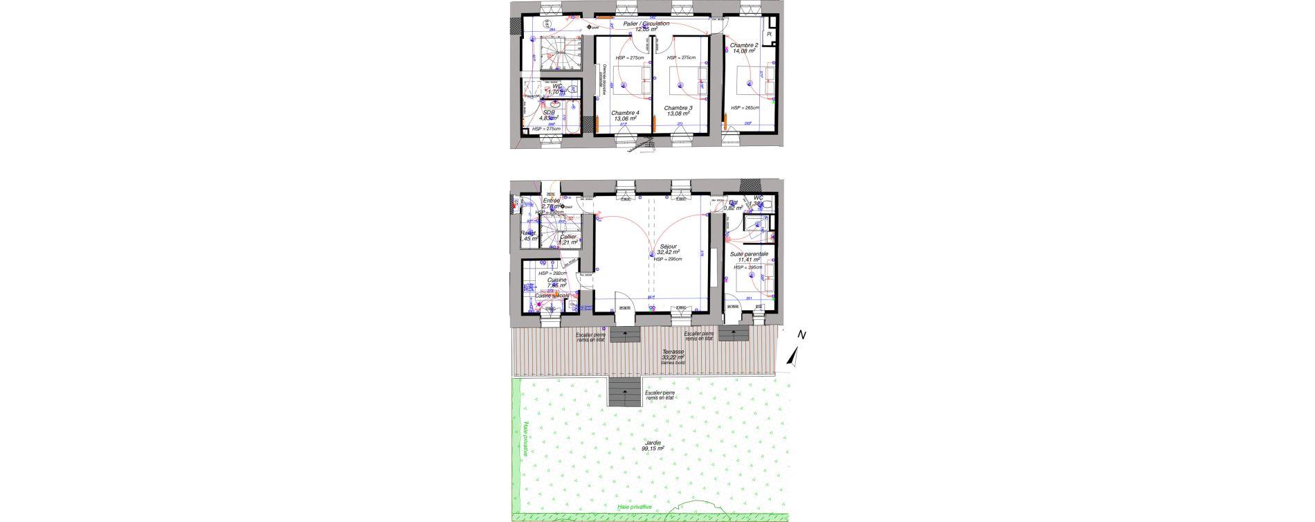 Maison T5 de 118,10 m2 à Périgny Centre