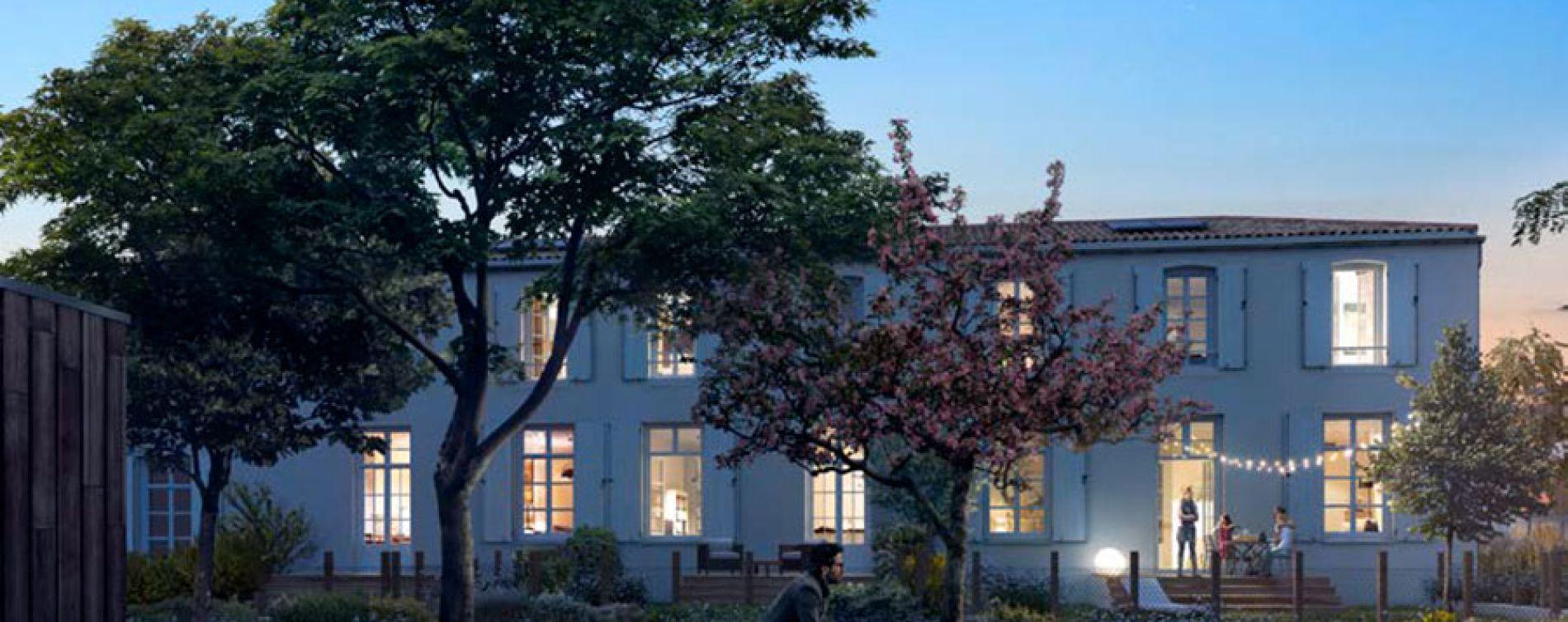 Résidence Le Domaine du Coudray à Périgny