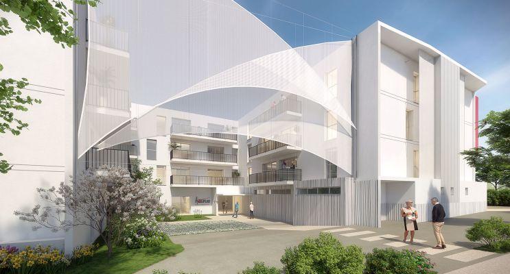 Photo du Résidence « La Grand Voile » programme immobilier neuf à Royan