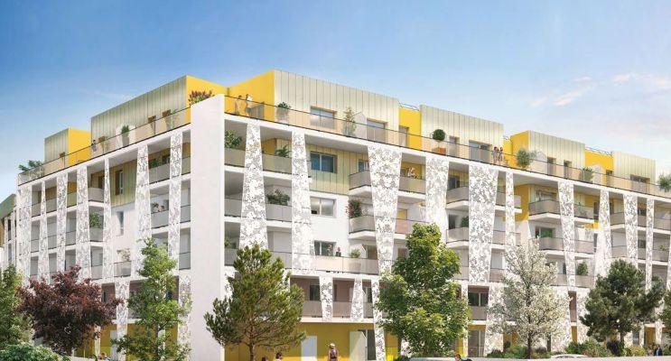 Photo du Résidence « Les Océanes » programme immobilier neuf à Royan