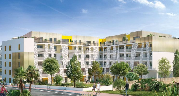 Photo n°2 du Résidence « Les Océanes » programme immobilier neuf à Royan