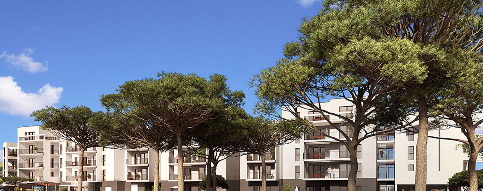 Royan : programme immobilier neuve « L'Orée du Parc » (3)