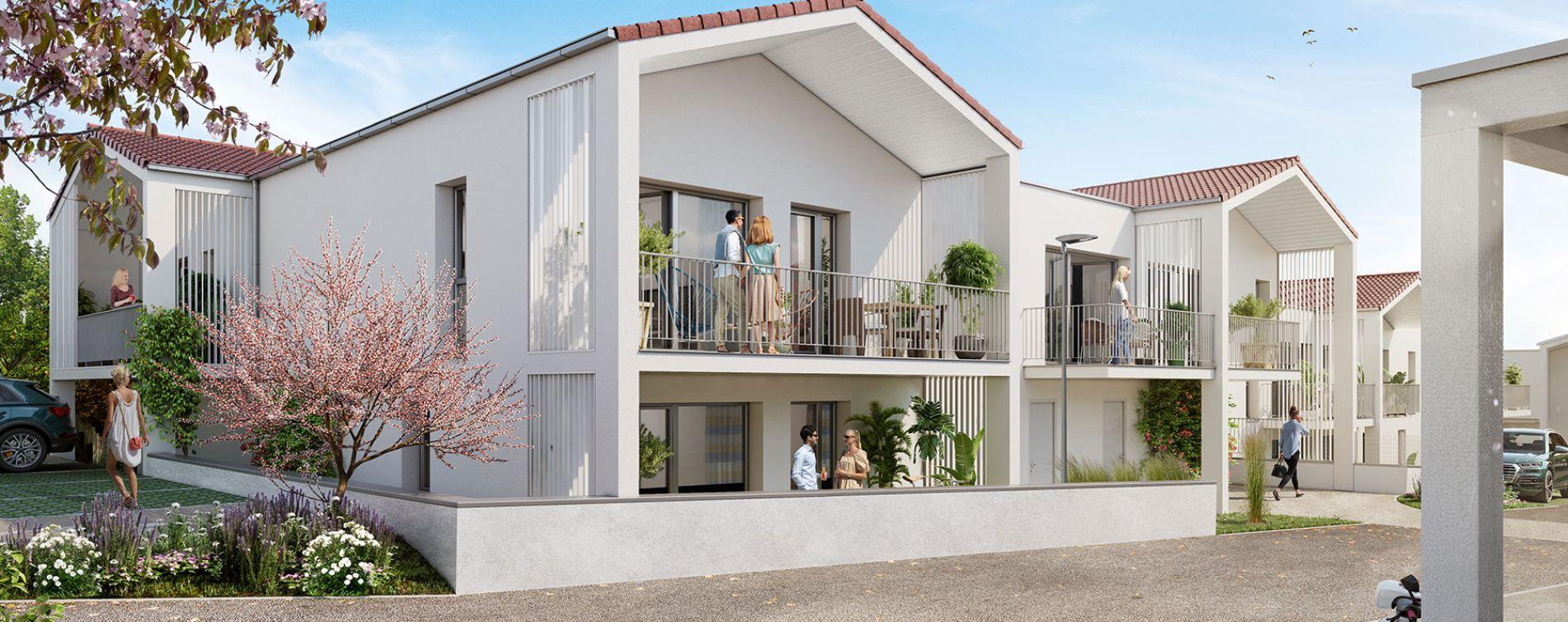 Royan : programme immobilier neuve « Villa Eléna »