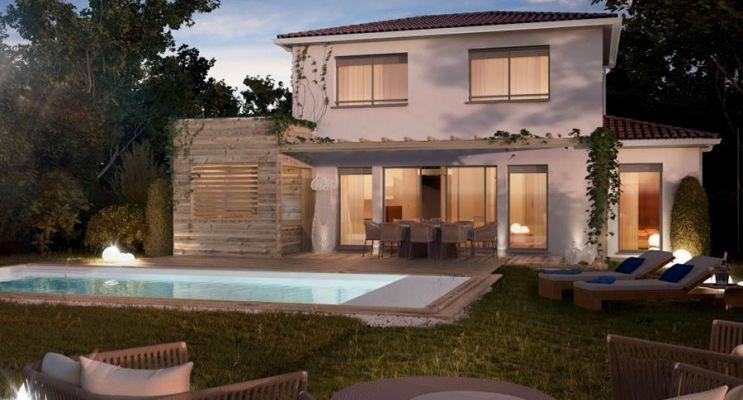 Photo du Résidence « La Forêt d'Armotte » programme immobilier neuf à Saint-Augustin